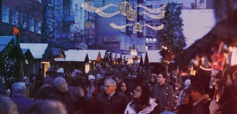 Weihnachtsmarkt Friedrichshafen 2014