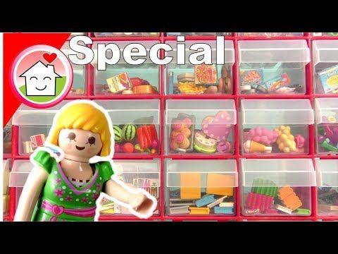 Playmobil Kleinteile Sammlung Und Kreativlager Von Familie Hauser Video Fur Kinder Deutsch Youtube Kinder Videos Playmobil Kinder Und Elternschaft