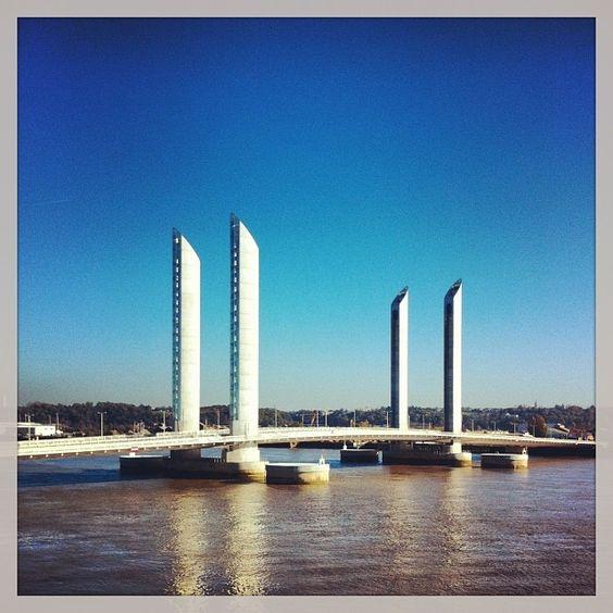 Pont Chaban Delmas - Bordeaux: