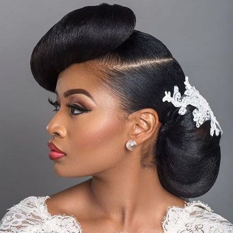 Coiffure Mariage Africaine 2019 Coiffure Mariee Coiffure Mariage Coiffure De Mariage Chignon