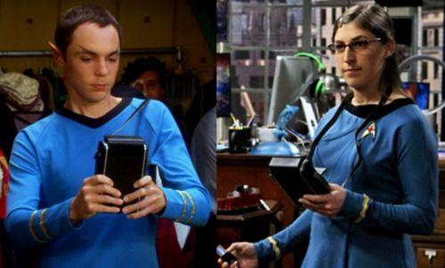 Mayim Bialik Star Trek Outfit | www.pixshark.com - Images ...