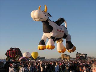 Strick's Pics: Travel - Albuquerque Hot Air Balloon Fiesta