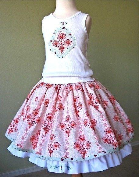 Twirl Skirt Instructions 52