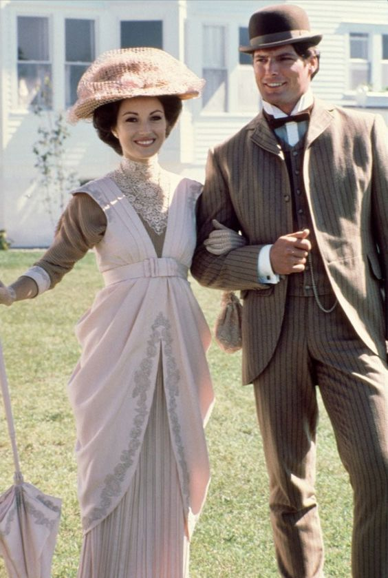 Somewhere in Time with Jane Seymour and Christopher Reeve Filmed on Mackinac Island, Michigan