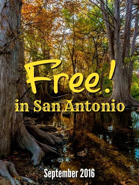 Free family-friendly activities and events in San Antonio this September!