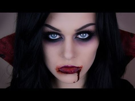 Vampir Make Up Vampir Schminken Vampir Make Up Vampir Schminken Frau