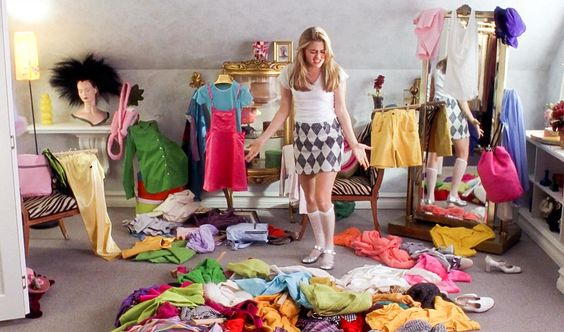 clueless - I HAVE NOTHING TO WEAR: