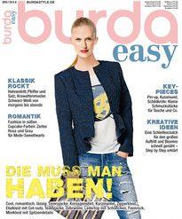 burda easy H/W 2014