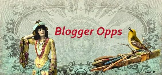 Bloggin' With NiNi: Blogger Opps