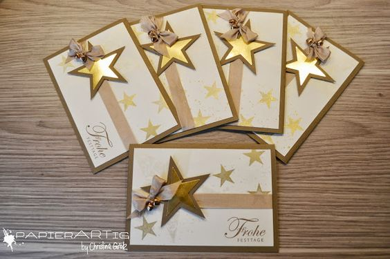 papierARTig: Sterne, Sterne, Sterne