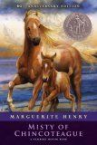 Misty of Chincoteague by Marguerite Henry. Early chapter book.