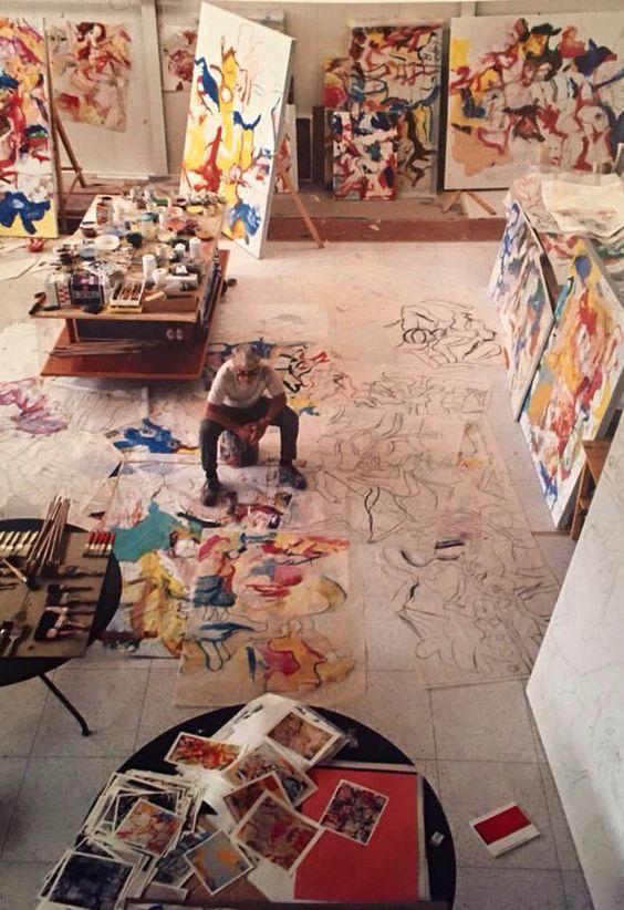 Willem de Kooning                                                                                                                                                      More