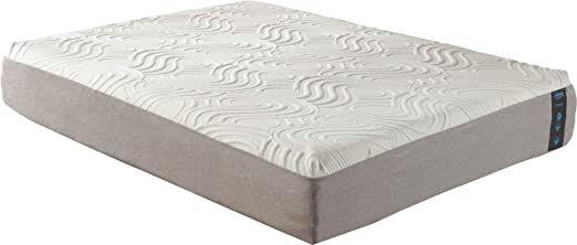 Memory Foam Mattress With Luxosoft Bamboo Cover 2019 Genesis G Series 12 In G Volve Gel Memory Foam Ma In 2020 Gel Memory Foam Mattress Foam Mattress Gel Memory Foam