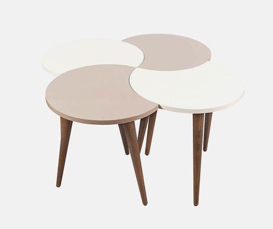 Berbagai Desain Meja Kopi untuk Ruang Tamu dan Ruang Keluarga yang Menarik dan Bisa Disontek