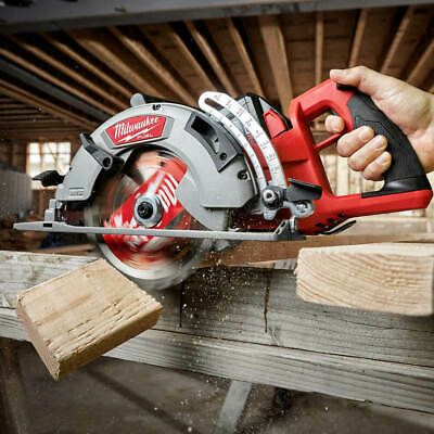 Milwaukee Fuel M18 2830 20 18v 7 1 4 Cordless Circular Saw Tool Only For Sale Online Ebay In 2020 Milwaukee Fuel Cordless Circular Saw Circular Saw