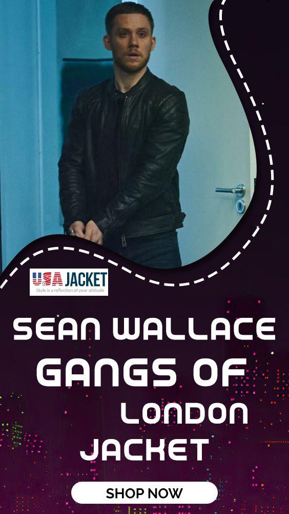 Sean Wallace Gangs Of London Jacket In 2020 Gang London Joe Cole