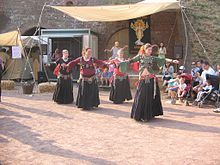 American Tribal Style Belly Dance – Wikipedia