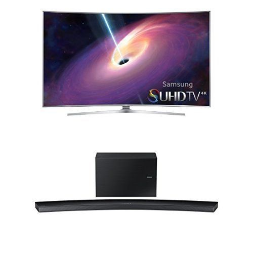 Cyber Monday Deals Samsung Curved Tv With Soundbar S