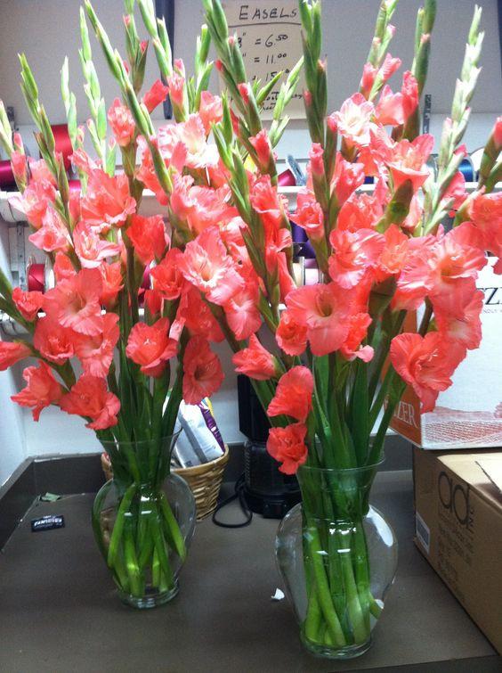 Arrangement Wedding Wedding Gladiolus Wedding Flowers Teresa S Wedding