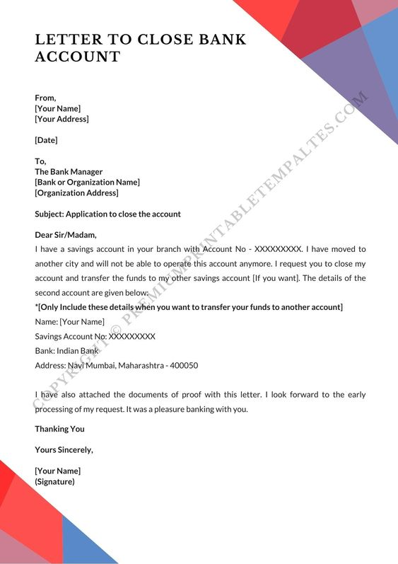 Pin On Cancellation Letter