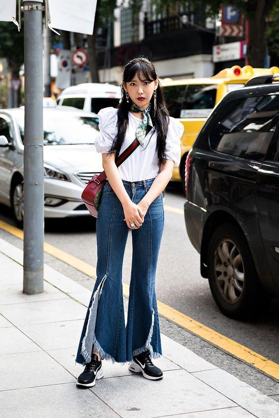 Jung Seulbi, Street Fashion 2018