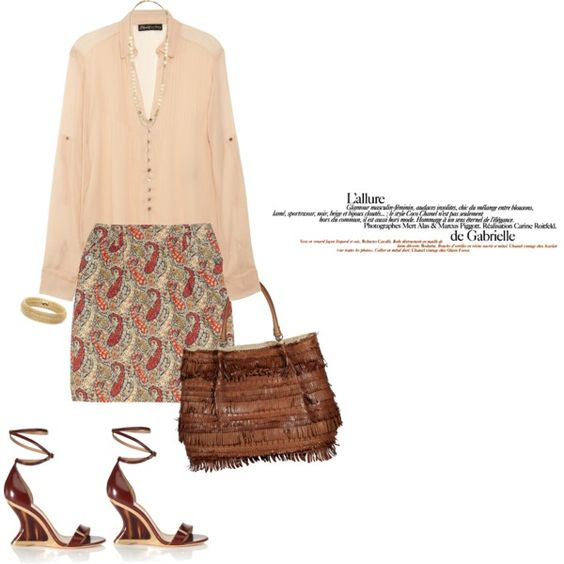 """""""Shoes by SALVATORE FERRAGAMO"""" by fashionmonkey1 on Polyvore"""