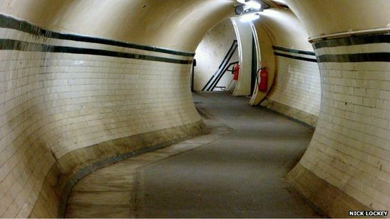 The allure of abandoned Tube stations. Interesting little read, now I want to go and explore in the footsteps of Sherlock and John.