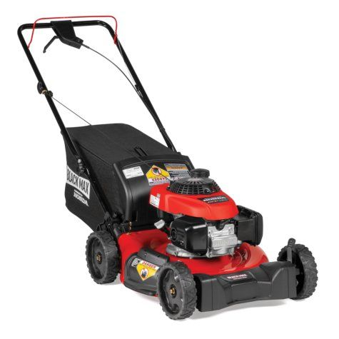 Black Max Rear Wheel Drive Self Propelled Gas Mower Sam S Club Rear Wheel Drive Mower Mulching