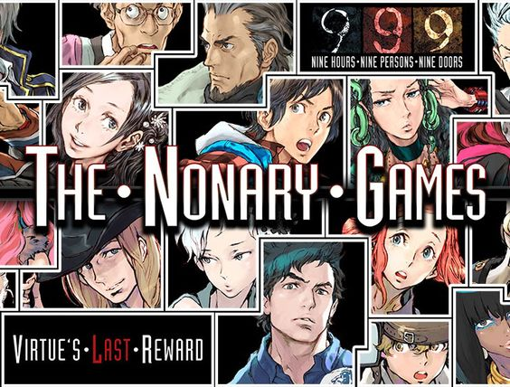 If you never got the chance to pick up 999 the first time, now's your chance - seminal visual novels 999 and Zero Escape: Virtue's Last Reward are getting the HD remaster treatment!