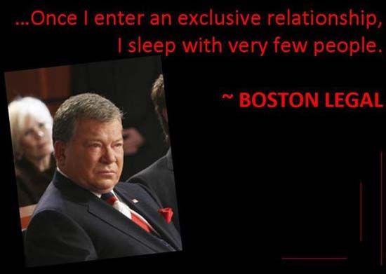 Boston Quotes Awesome Boston Legal Boston Legal Pinterest Movies Famous Movie