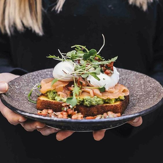 Smashed avocado on grilled corn bread with cold smoked salmon, poached eggs and spiced tomato salsa  #operator25 #cafe #igcafe #coffee #brunch #breakfast #brekkie #lunch  #igcoffee #cartelroasters #codeblackcoffee #coffeesesh #operator25 #cafe #igfoodies #igcafe #coffee #brunch #melbfoodies #breakfast #brekkie #lunch #nomnomnom #igcoffee #foodies #foodporn #breakfastinmelbourne