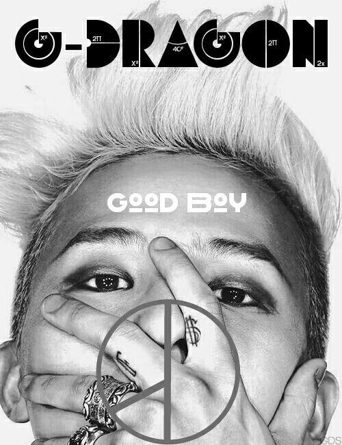 G-DRAGON Bae