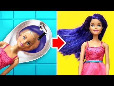 lavoretti per le barbie