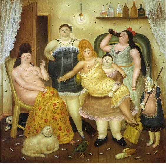Fernando Botero y el erotismo | aion.mx | Revista cultural ...
