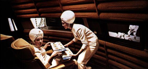 Dinner, 2001: A Space Odyssey