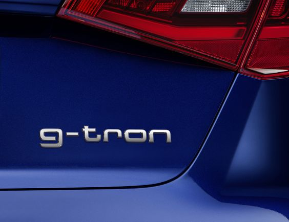 The new A3 Sportback g-tron is powered by the CO2-neutral Audi e-gas