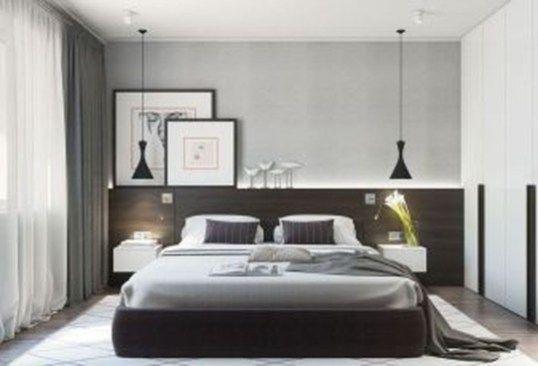 Awesome Minimalist Bedroom Design Ideas 26 Apartment Bedroom Decor Modern Minimalist Bedroom Modern Apartment Decor