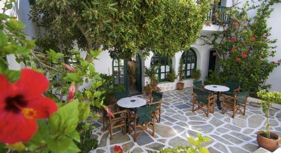 Booking.com: Kalypso Hotel - Náousa, Griechenland-kleines süßes Hotel auf Paros