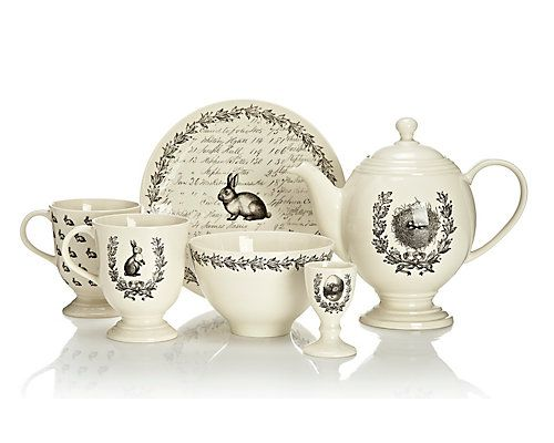 14 best easter gift ideas images on pinterest easter gift marks and spencer easter tea set 600 2950 negle Image collections