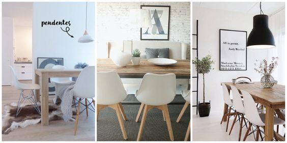 Casa das Amigas » Como ter sua própria sala de jantar escandinava!