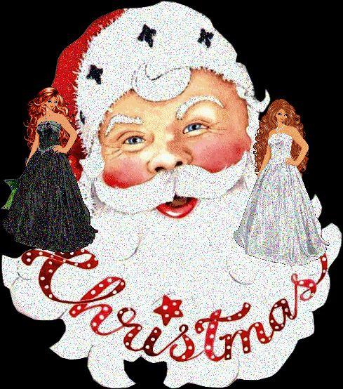 Smiling Santa GIF - http://www.merrychristmaswishes2u.com/smiling-santa-gif/