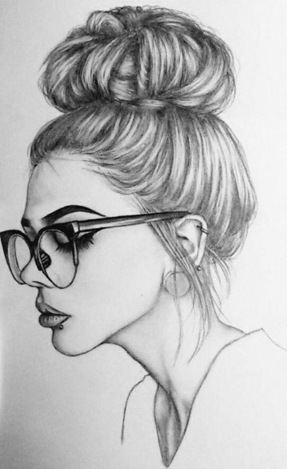 Karakalem Bayan Çizimleri - Karakalem Örnek çal??malar - #Bayan #Çal??malar #çizimleri #Karakalem #Örnek #pencildrawing #pencil #drawing #beautiful