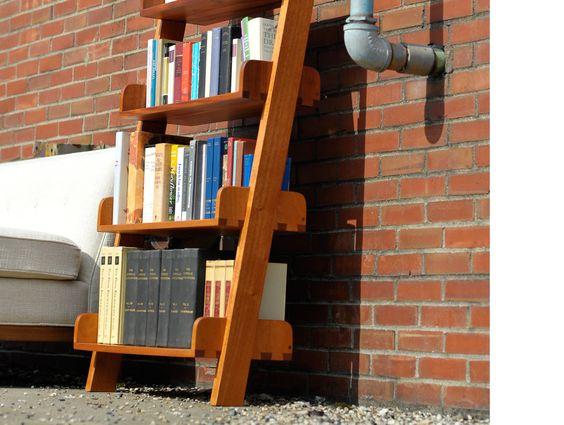 the Mavis Bookkase by @KeatingWoodwork