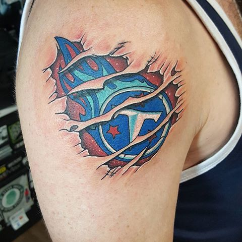Pin By Amanda Weaver On Titans In 2020 Dad Tattoos Tattoos