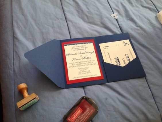 Army Wedding Invitations: Military, Wedding And Card Stock On Pinterest
