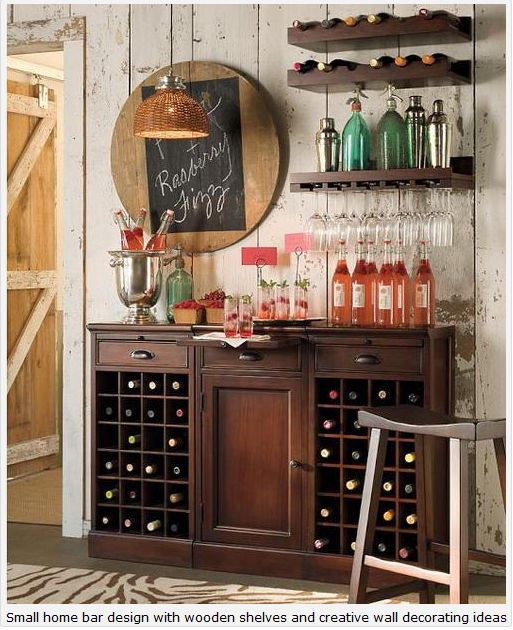 Beautiful Home Bar Designs, Furniture and Decorating Ideas