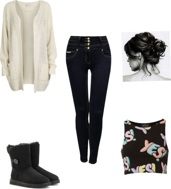 """""""Casual Wear #12"""" by llkdancer ❤ liked on Polyvore"""