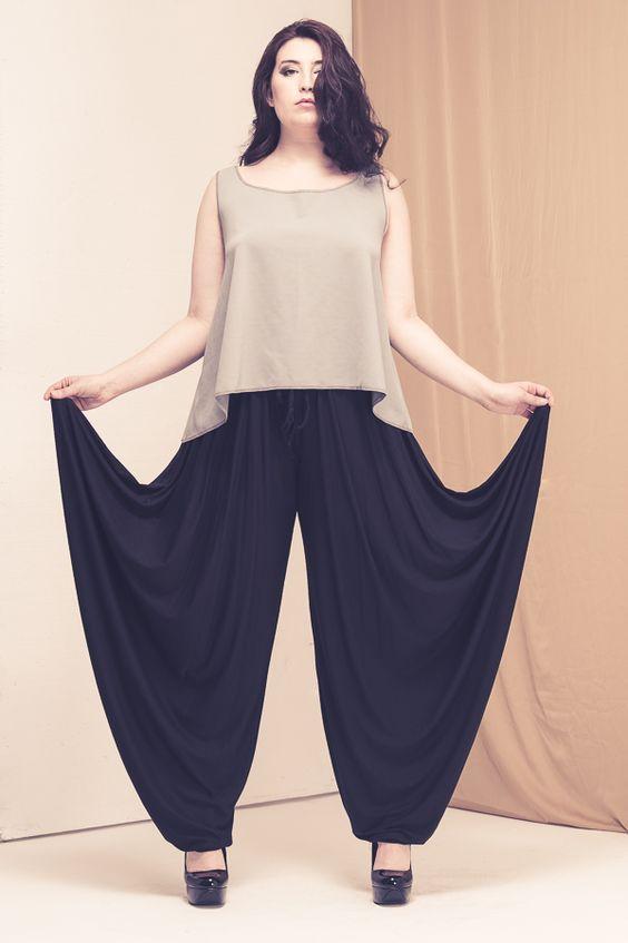 Harem Pants https://www.etsy.com/uk/listing/249825482/plus-size-harem-pants?ref=shop_home_active_8