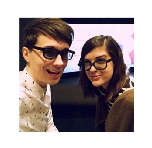 catrific and dan dating divas