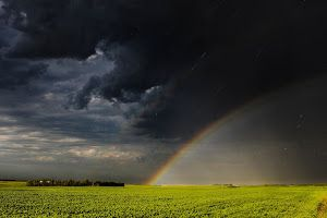 Protected Under The Rainbow by Christy Patino Photography - Click on the image to enlarge.
